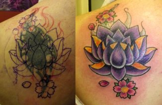 Cover up of Cover Up