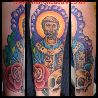 st martin tattoo