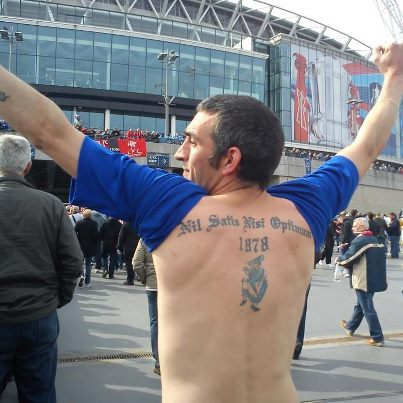 everton tattoo
